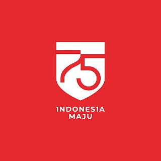 logo hut ri ke 75