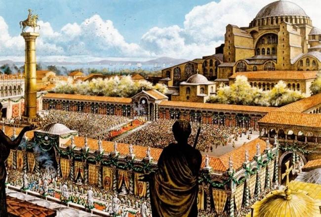 ПОСЛЕДЊИ ВИЗАНТИЈСКИ ЦАР: КОСОВСКИ ЗАВЕТ ЗА ЧУВАРА ЦАРИГРАДА 1