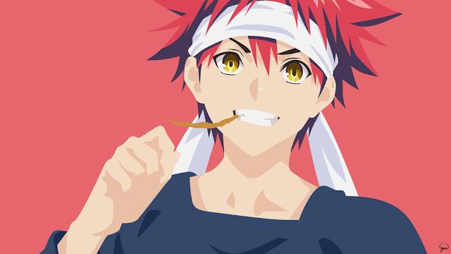 Manga Shokugeki no Souma tendrá tres capítulos más