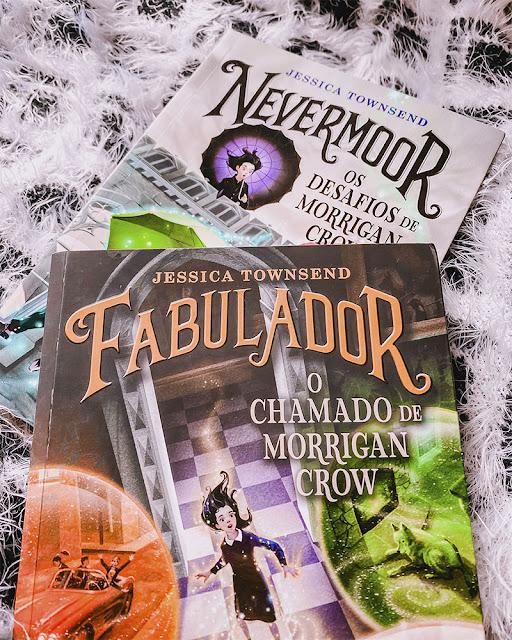 Fabulador: O Chamado de Morrigan Crow - Nevermoor Livro 2 - JESSICA TOWNSEND