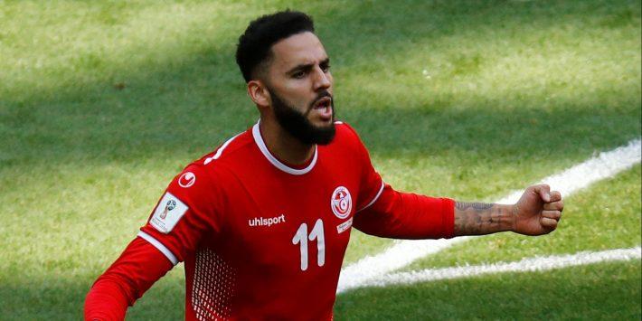 DYLAN BRONN : RENNES ET NANTES SE DISPUTENT LE DÉFENSEUR TUNISIEN