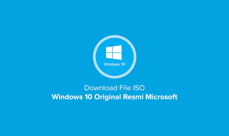 Download Windows 10 Disc Image (ISO File) Link Resmi Microsoft