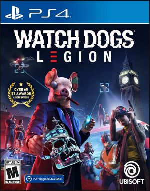Watch Dogs Legion Arabic
