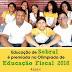 Rede pública municipal de Sobral é premiada na Olimpíada de Educação Fiscal 2018
