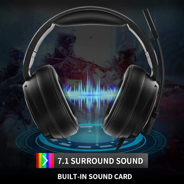 Jeecoo Xiberia USB Pro Gaming Headset Review