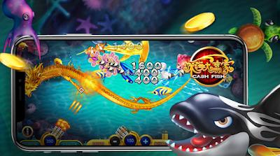 Main Game Fisihing (Tembak Ikan) bagi pecinta Mancing Mania