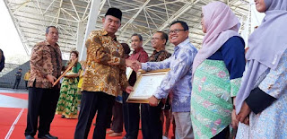 Penghargaan Mitra Peduli PAUD