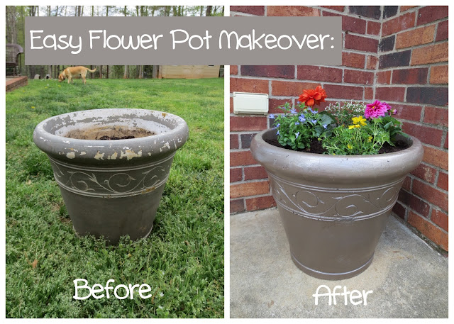 Do Mulch Down Flowers Planting You Put