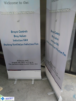 Roll Up Banners Philippines