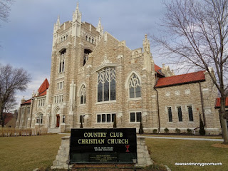 Country Club Christian Church, Kansas City, Missouri
