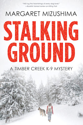 Bea's Book Nook, Review, Stalking Ground, Margaret Mizushima
