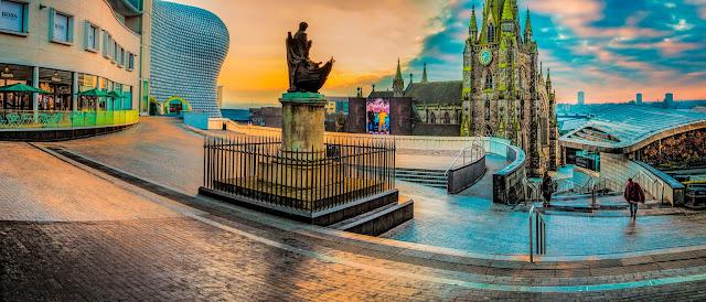 Birminghams Photographers Simon Donnelly
