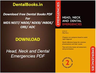 Head, Neck and Dental Emergencies PDF