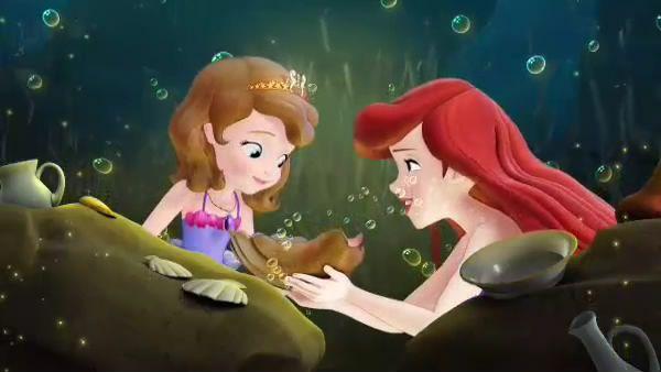 Princess Ariel help
