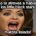 LAS DIFERENCIAS ENTRE 'AVRILEROS' Y 'LITTLE BLACK STARS'