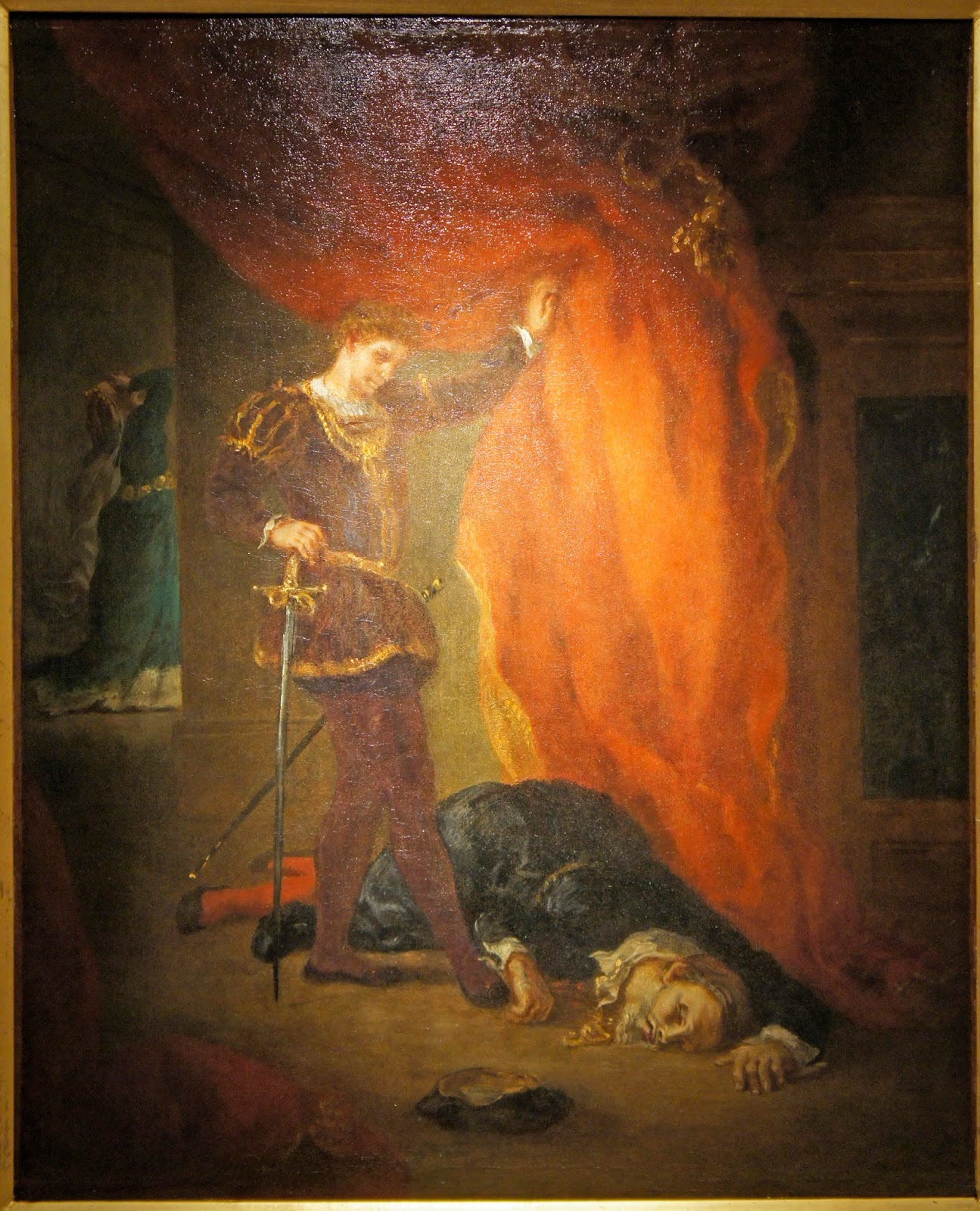 is hamlet deceitful Perceptions of the ghost in shakespeare's hamlet throughout hamlet attitudes common in shakespeare's time about the evil and deceitful nature ghosts.
