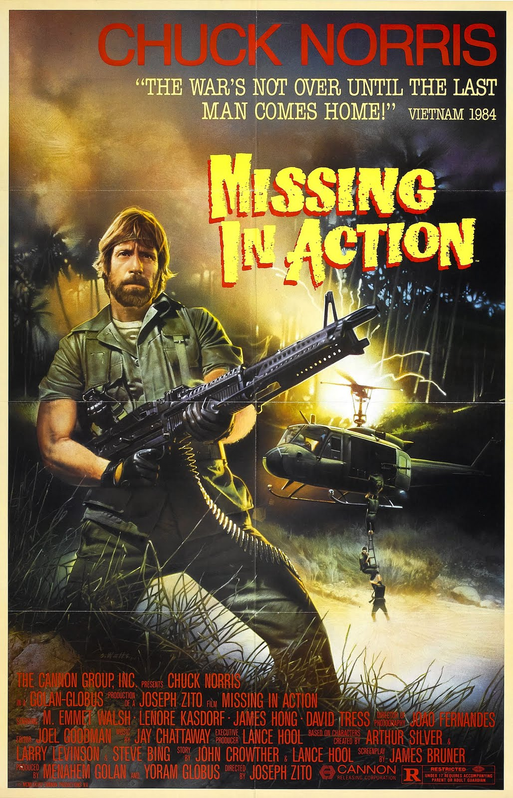Missing In Action 4