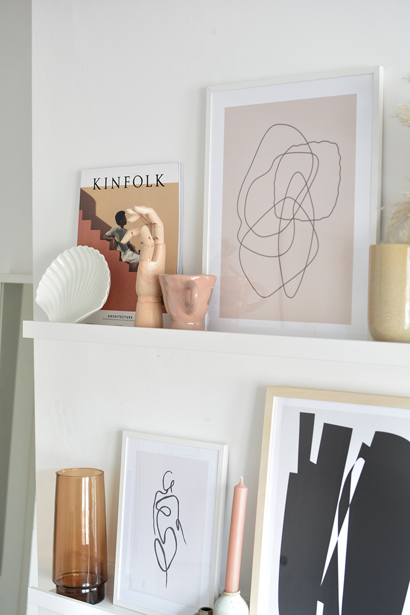 how to style picture rails