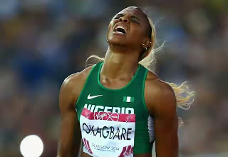 Rio Olympics: Nigeria's Blessing Okagbare crashes out of 200m Final
