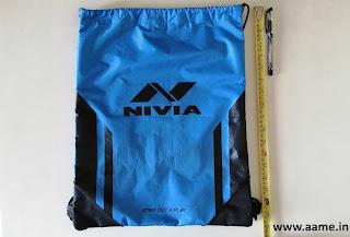 NIVIA String Bag - Review - 03