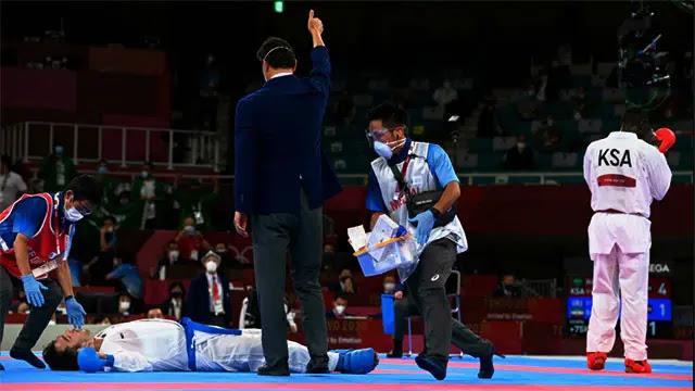 السعودية تضيع ميدالية ذهبية في أولمبياد طوكيو... بطريقة غريبة!