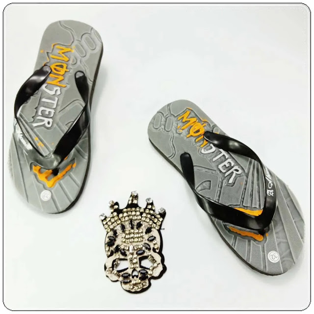 Pabrik Sandal Anak 5000-an | Sandal Jepit Social TG GSJ