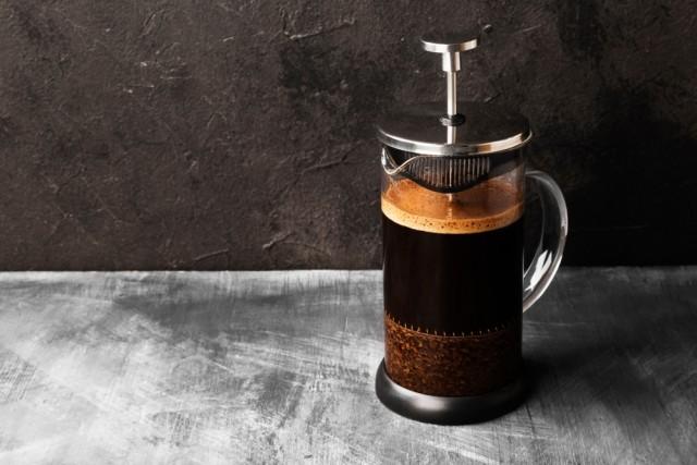Membuat Espresso dengan French Press;