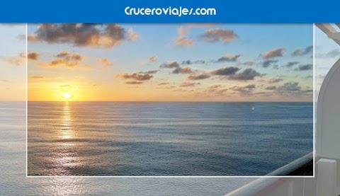 04 - MSC Seaside, navegando hacia Puerto Rico