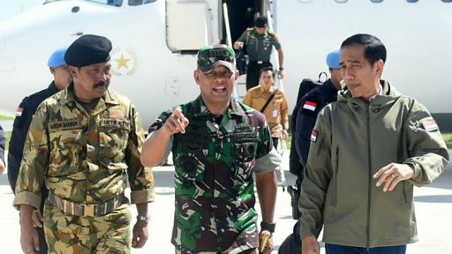 Daripada Jadi Cawapres, Politisi PDIP Sarankan Jenderal Gatot Jadi Pesaing Jokowi di Pilpres