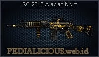 SC-2010 Arabian Night