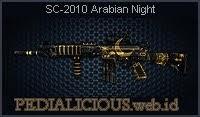 SC-2010 Arabian Night
