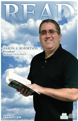 Aaron Robertson Muskego Library Board