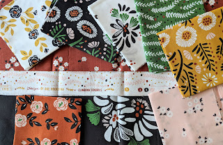 Fanciful Rae Hoekstra Art Gallery Fabrics