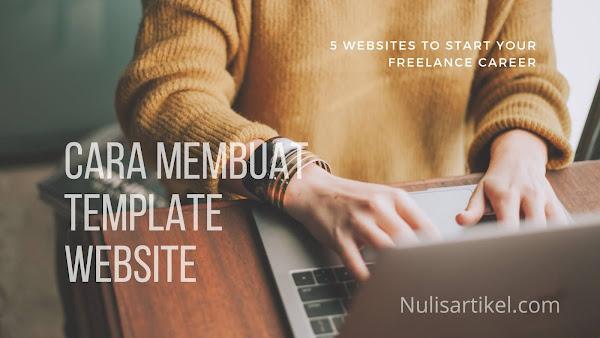 Cara-Membuat-Template-Website
