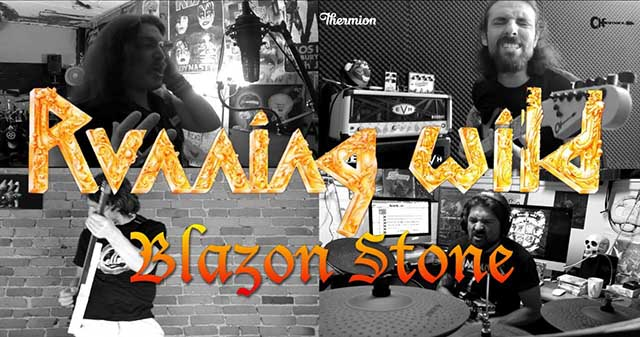 "Tribute to Rock 'n' Rolf - ""Blazon Stone"""