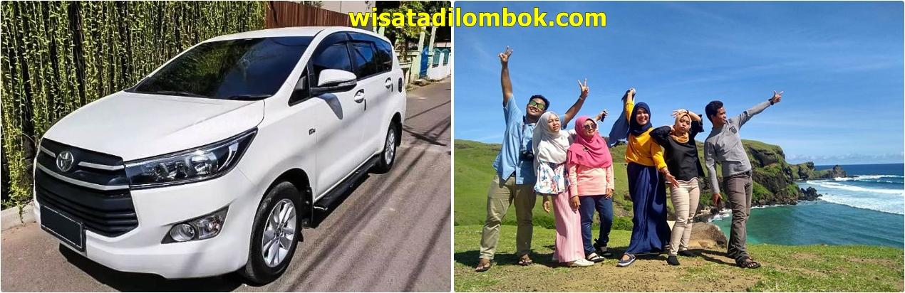 Harga Sewa Mobil Innova di Lombok Harian