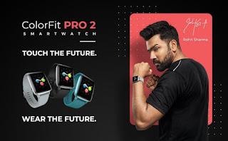 noise colourfit pro 2 smartwatch