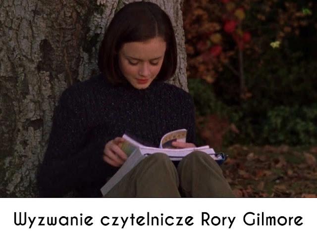 Wyzwanie czytelnicze Rory Gilmore
