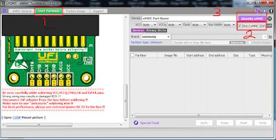 Pattern Lock & Frp Akun Oppo A3s Via Ufi