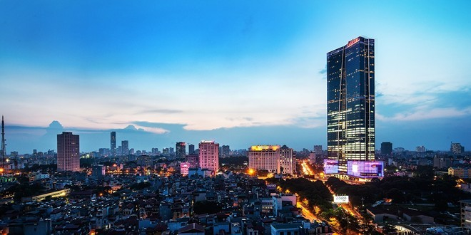 Lotte Hanoi Hotel Photo