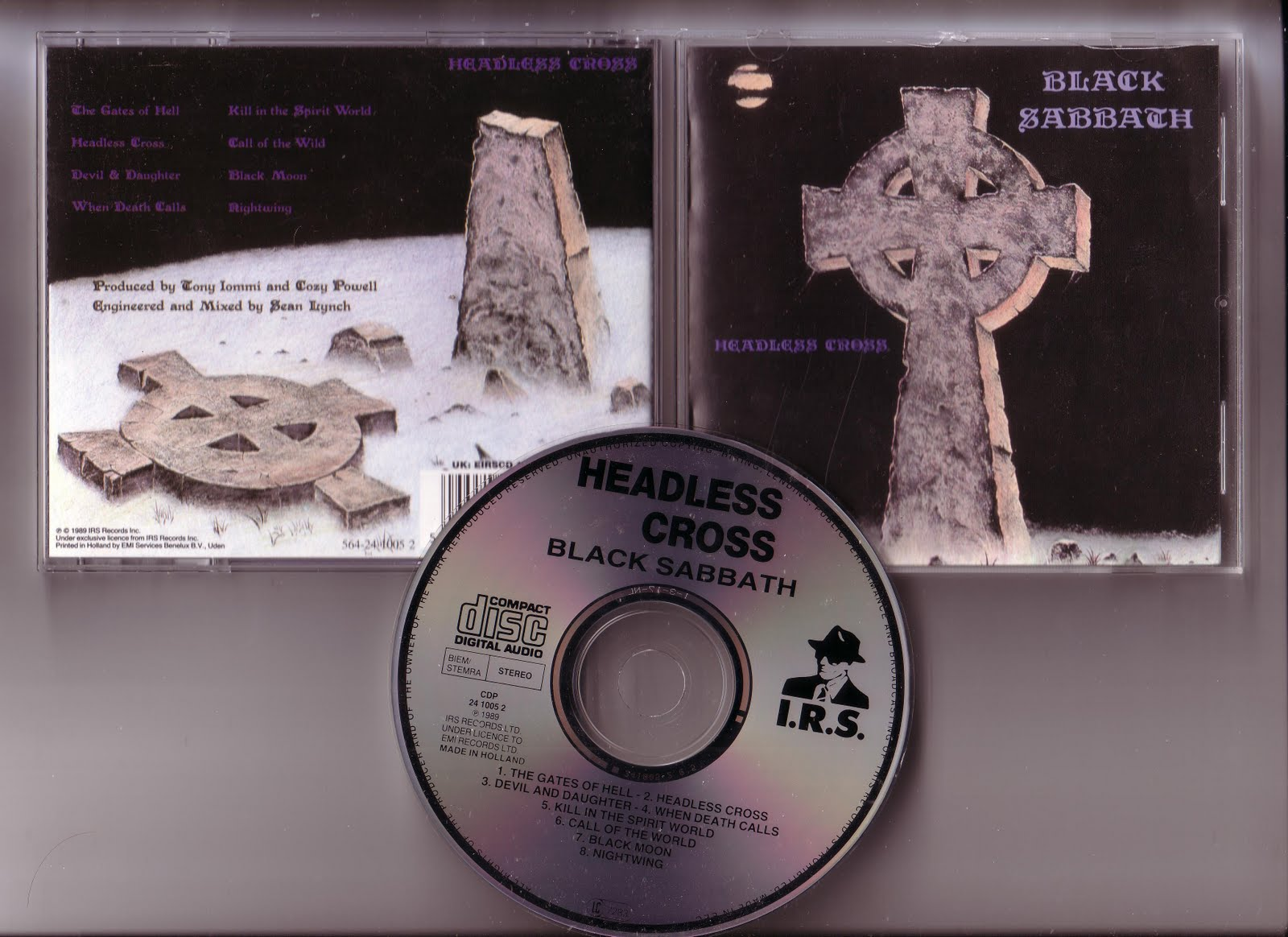 Source of Steel: Black Sabbath - Headless Cross