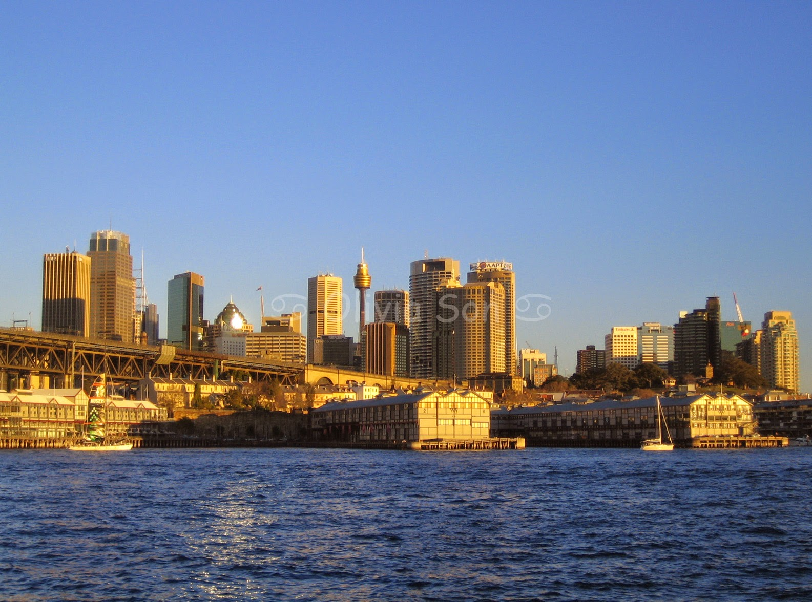 The City, Sydney, Australie