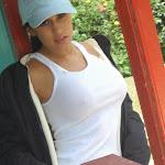 Andrea Rincon, Selena Spice Galeria 33: Gorra Azul, Cachetero Azul Foto 25