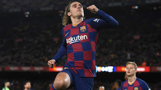 Griezmann: If Barca need me as a No.9, I'm here to help