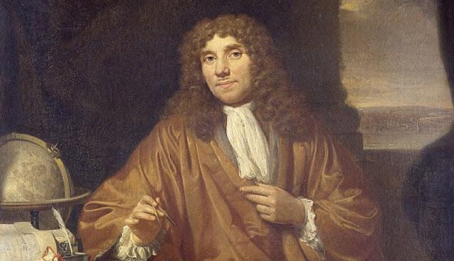 Bapak biologi dan mikrobiologi Antonie van Leeuwenhoek