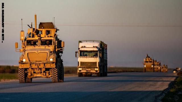 مقتل مسؤول النفط في داعش في عملية أمريكية مشتركة مع قوات سوريا الديمقراطية في دير الزور
