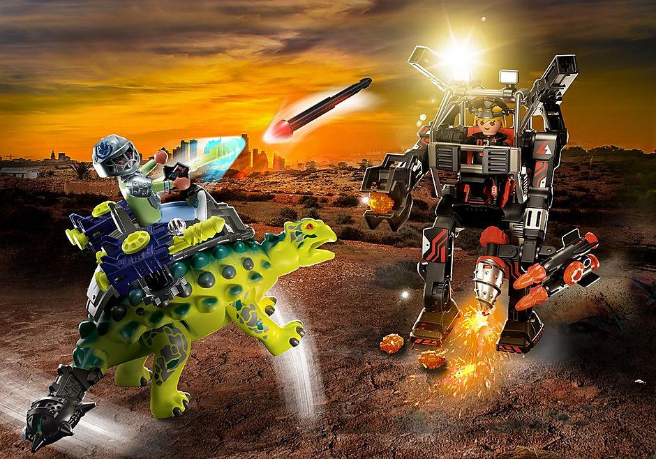 Playmobil DinoRise Anchilosauro