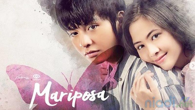 poster film drama romantis mariposa