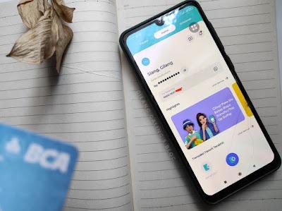Review Aplikasi blu dari BCA Digital untuk lebih dekat dengan impian kamu