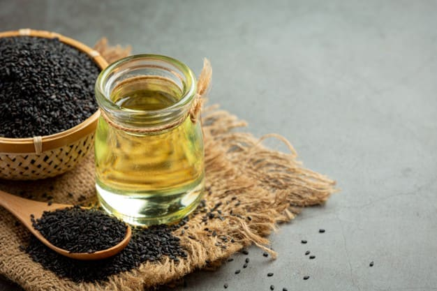 Benefits of sesame oil for the body